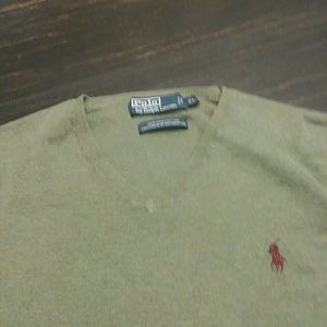 Polo size XL men's sweater